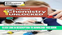 Read] High School Chemistry Unlocked For Kindle - video