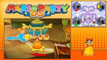 Mario Party DS - Story Mode - Part 57 - Kameks Library (1/2) (Daisy) [NDS]
