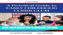 Read Now Practical Guide to Early Childhood Curriculum, A, Enhanced Pearson eText with Loose-Leaf