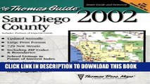 Read Now San Diego County: Including Portions of Imperial County (Thomas Guide San Diego County