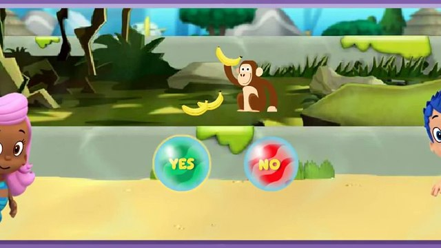 Bubble Guppies Lonely Rhino Friend Finders Fun Game for Kids
