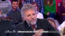 Stéphane Guillon sous-entend que Bolloré et Hanouna ont organisé son licenciement
