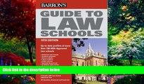 Big Deals  Guide to Law Schools (Barron s Guide to Law Schools)  Best Seller Books Best Seller