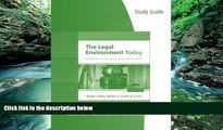 Big Deals  Study Guide for Miller/Cross  The Legal Environment Today: Business In Its Ethical,