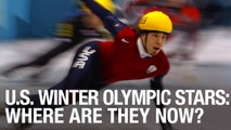 U.S. Winter Olympic Stars: Where Are They Now?