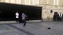 Street Dancers in Paris: Best Moonwalk Ever