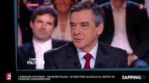 L'émission politique – François Fillon : Sa réaction glaciale à la chronique de Charline Vanhoenacker