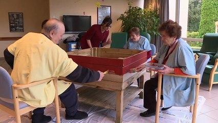 France/Santé: Jeunes en difficulté et malade d'alzheimer