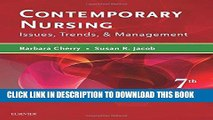 [FREE] EBOOK Contemporary Nursing: Issues, Trends,   Management, 7e BEST COLLECTION