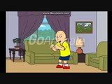 Caillou Dances to The Traveling Wilburys and Gets Grounded