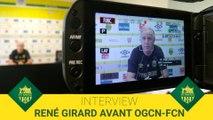 René Girard avant OGCN-FCN