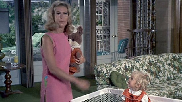 Bewitched 3x06  Endora Moves In For A Spell