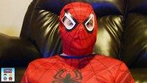 Little Heroes In Real Life Marvel Superheroes Hulk + Wolverine + Superman + Batman + Spiderman