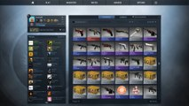 EZ MARBLE FADE EZ SKINS - CS GO Case Opening! Funny Counter Strike Global Offensive Moments!