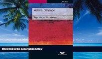 Books to Read  Active Defence: Lawyer s Guide to Police and Defence Investigation and Prosecution