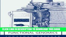 Best Seller Bioinformatics and Functional Genomics Free Read