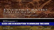 [READ] EBOOK Evidence-Based Neurology: Management of Neurological Disorders (Evidence-Based