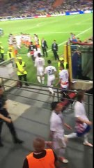 Cristiano Ronaldo Is The Only One To Stop For A Photo With Disabled Fans