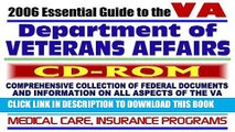 [FREE] EBOOK 2006 Essential Guide to the VA, Department of Veterans Affairs - Benefits,