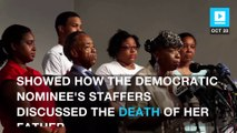 Daughter of Eric Garner slams Clinton campaign over emails about father's death