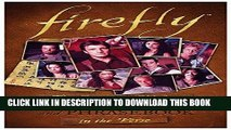 Ebook Firefly: The Gorramn Shiniest Language Guide and Dictionary in the  Verse Free Read