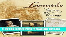 Ebook Leonardo Paintings and Drawings: 24 Cards (Dover Postcards) Free Read