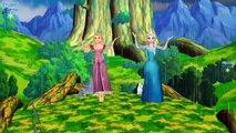 Frozen Nursery Rhymes Rain Rain Go Away | Frozen Songs Children Nursery Rhymes Collection