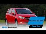 Chevrolet Sail U-VA Road Test | MotorBeam