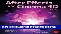 Read PDF] After Effects and Cinema 4D Lite: 3D Motion