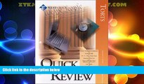 Big Deals  Sum and Substance Quick Review on Torts (Sum   Substance Quick Review)  Full Read Best