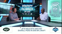 AFC East NFL Draft Perfect Pairs Picks   Move The Sticks   NFL