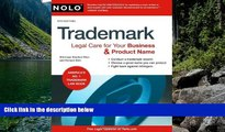READ NOW  Trademark: Legal Care for Your Business   Product Name  READ PDF Online Ebooks