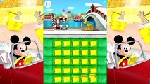 Mickey Mouse Clubhouse - Mickeys Memory Match Adventure - Animated Cartoon Games 2016