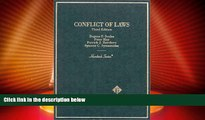 Big Deals  Conflict of Laws (Hornbook Series and Other Textbooks)  Full Read Best Seller