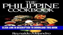 [New] Ebook The Philippine Cookbook Free Read