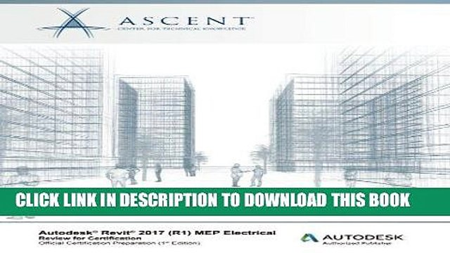 [Free Read] Autodesk Revit 2017 (R1) MEP Electrical: Review for  Certification Full Online