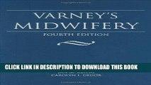 [READ] EBOOK Varneys Midwifery, Fourth Edition by Varney, Helen, Kriebs, Jan M., Gegor, Carolyn L.