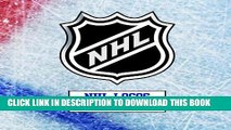 Best Seller NHL Logos To Color 2016: All 30 National Hockey League Logos - Unique coloring book