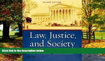 Books to Read  Law, Justice, and Society: A Sociolegal Introduction  Best Seller Books Best Seller