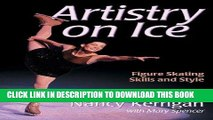 Ebook Artistry on Ice: Figure Skating Skills and Style Free Read