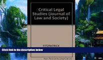 Big Deals  Critical Legal Studies (Journal of Law and Society)  Full Ebooks Best Seller