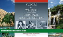 Big Deals  Voices of Women from the Criminal Justice System  Best Seller Books Most Wanted