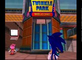 Lets Play Sonic Adventure DX - Amy Rose Story -EP12- DATE WITH SONIC BUT HES GONE