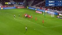 Belle action de but Lille vs PSG