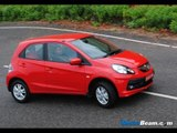Honda Brio Road Test By MotorBeam