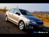 Skoda Rapid Road Test By MotorBeam