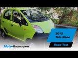 2012 Tata Nano Road Test By MotorBeam