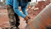 Rebeldes sirios lanzan una gran ofensiva en Alepo