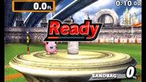 Pokemon Jigglypuff Home-Run High Score - Super Smash Bros 3DS Gameplay