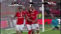 Benfica vs Pacos de Ferreira 3 - 0 All goals 28-10-2016